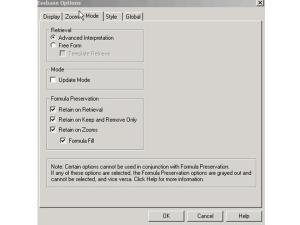 Minimize Usage of Preserve Formulas